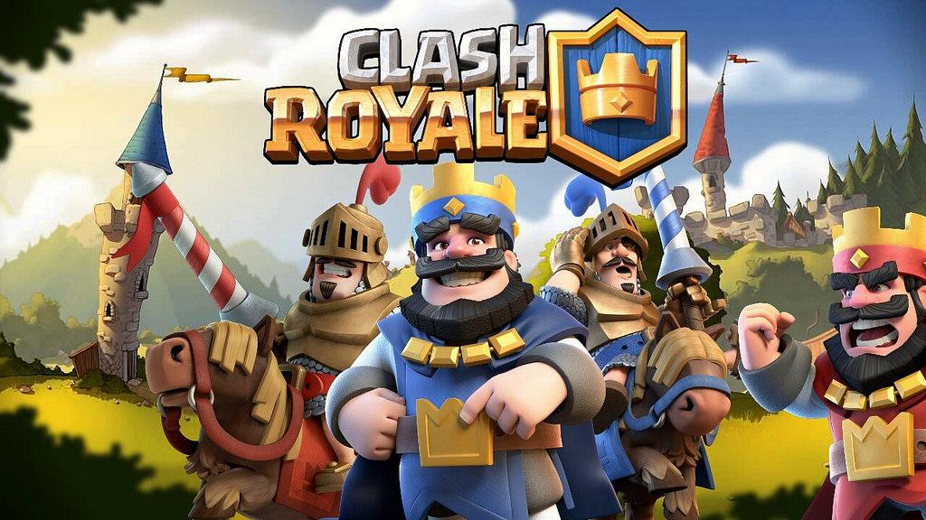 Clash Royale Untuk Pemula